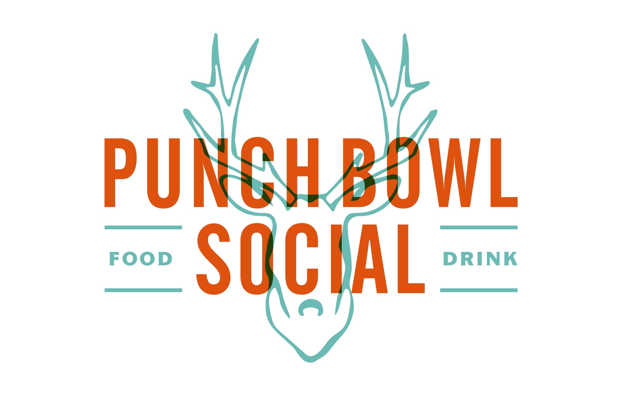 Punch Bowl Social Logo Elle Marketing and Events